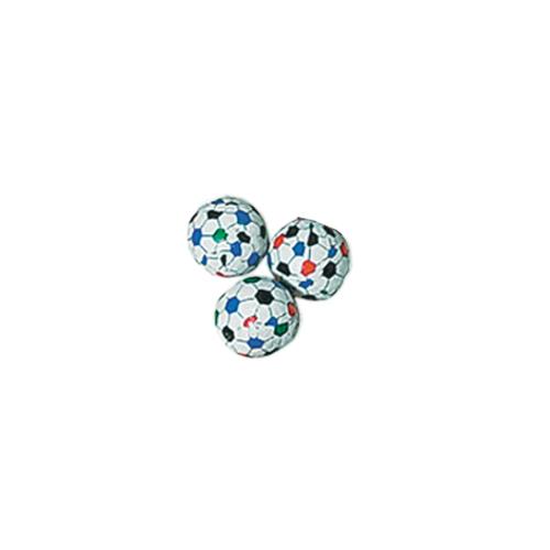 Milk Chocolate Foiled Soccer Balls