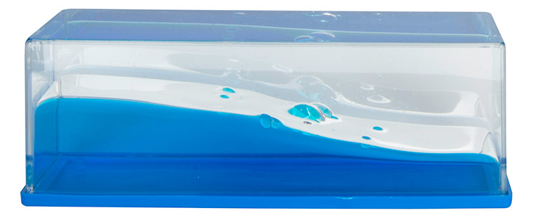 Blue Wave Paperweight