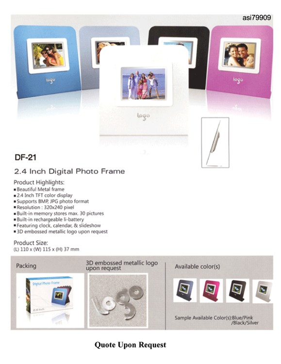 iBank® Digital Picture Frames