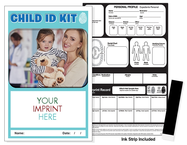 CHILD ID SAFETY KIT - Healthcare