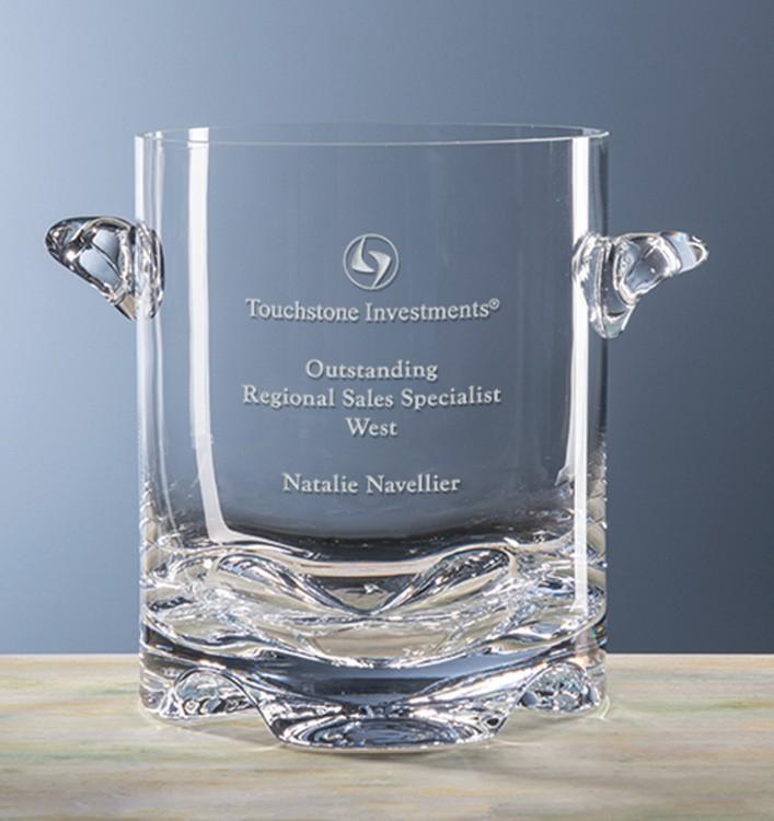 New York Ice Bucket (8 1/2 - Medium)