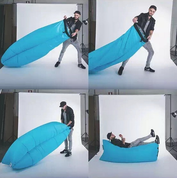 Wondrous Outdoor Inflatable Couch Lazy Chair Sofa Bed Caraccident5 Cool Chair Designs And Ideas Caraccident5Info