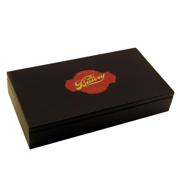 Wood Presentation Box, 10.25 x 5.50 x 2.0