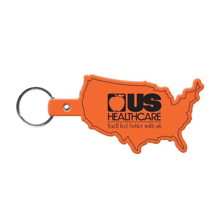 United States Flexible Key-Tag