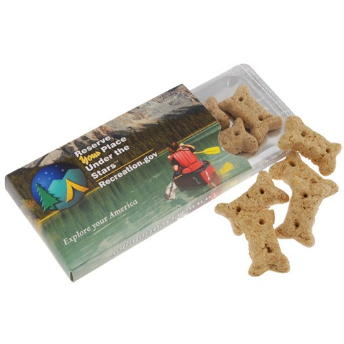 Dog Biscuits in Sleeve