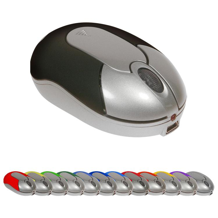 714SSM - Wireless Rechargeable Optical Mini Mouse