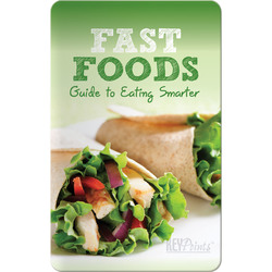 Key Points - Fast Foods: Eating Right