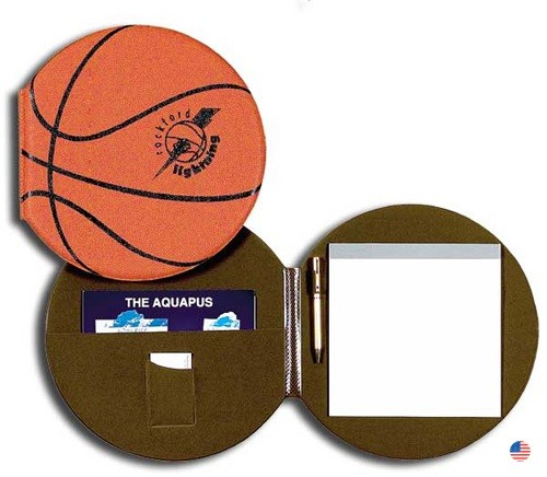 Real Feel Basketball Folder & Pad Holder