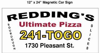 Magnetic Door Signs