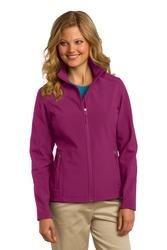 Port Authority Ladies Core Soft Shell Jacket.