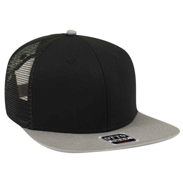 OTTO SNAP Six Panel Pro Style Mesh Back Cap