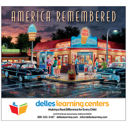America Remembered appointment calendar