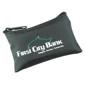 Nylon Mini Micro Coin Bag