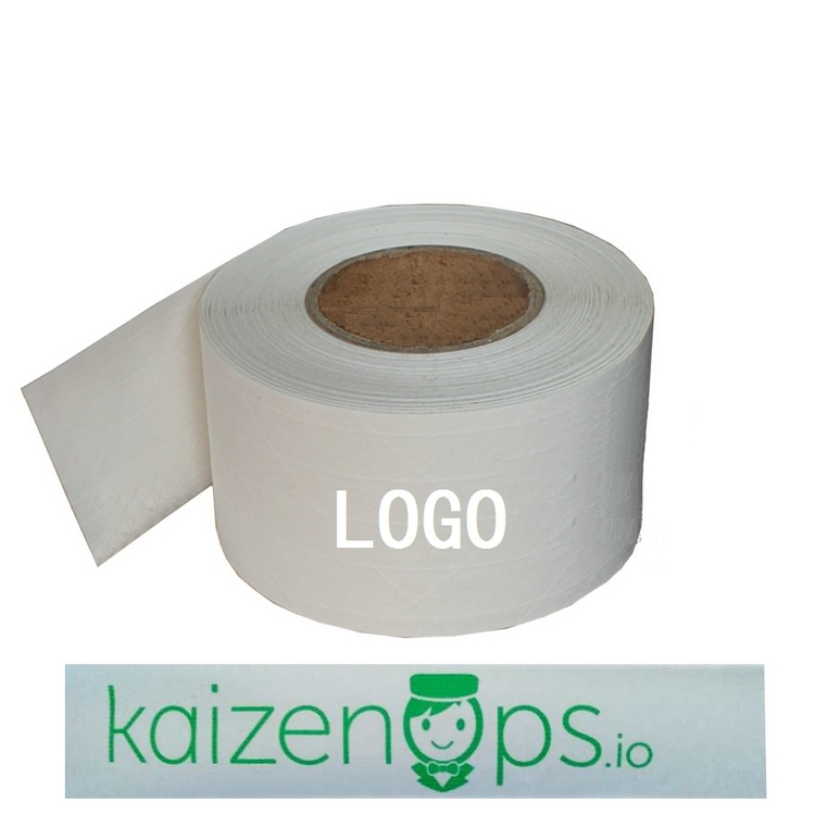 50m water activated reinforced kraft paper tape isny051 adpro