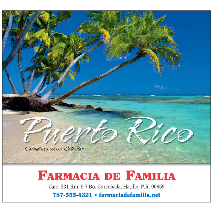 Puerto Rico appointment calendar