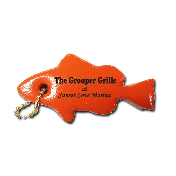 Grouper Key Float - Grouper Keyfloat