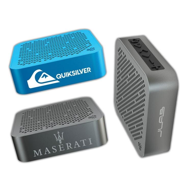 JLab® Crasher™ Mini Splashproof Metal Bluetooth 4.0 Speaker