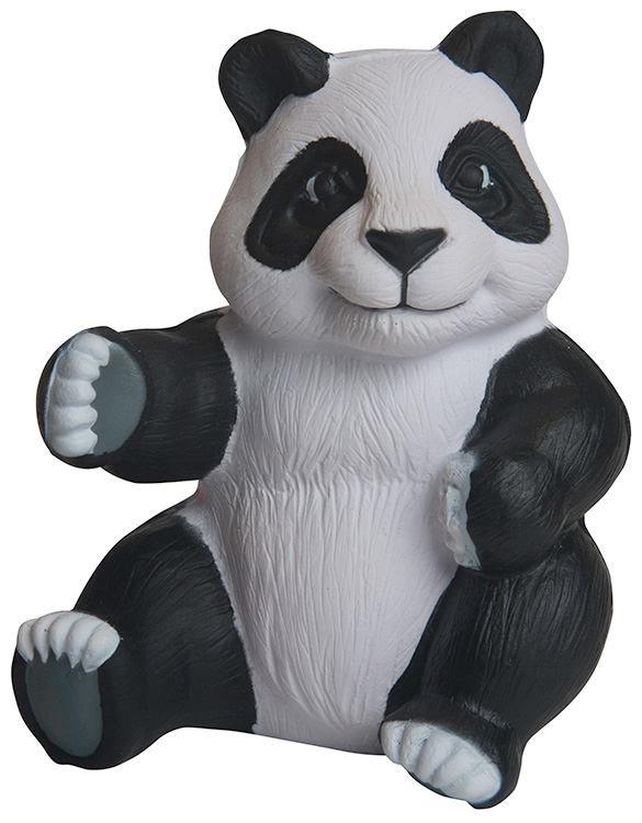 Panda Bear Squeezies Stress Reliever