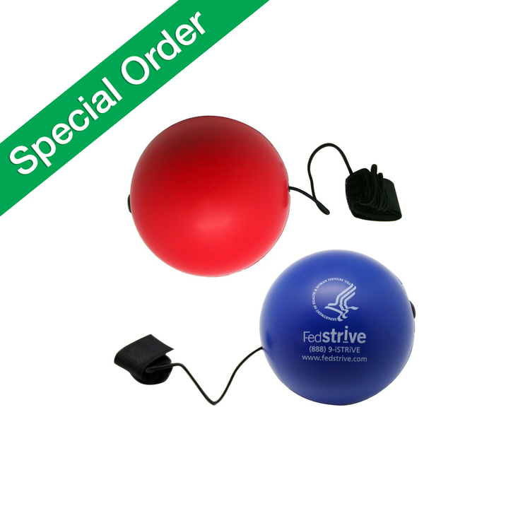 70mm Bungie Ball Squeezie Stress Ball