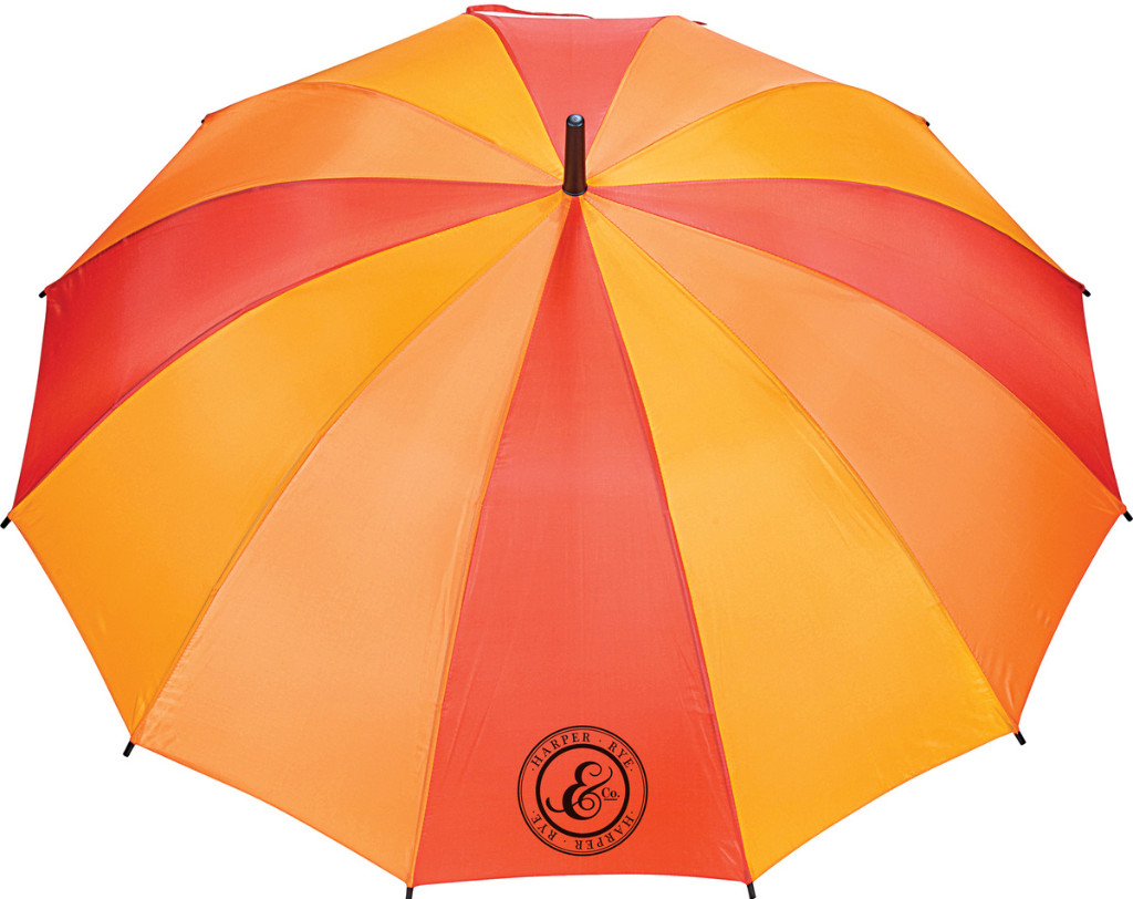 custom umbrellas logo print color pop promotion corporate gifts