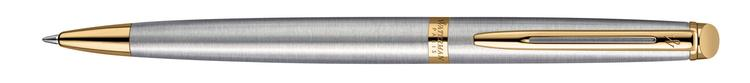 Waterman Hemisphere Stainless GT Ballpoint Pen