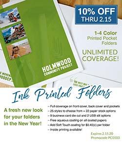 Ink Folder Sale | Warwick