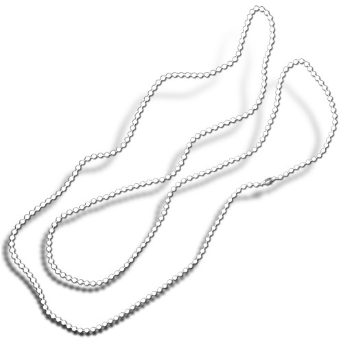 Small Plastic Beaded Neck Chain