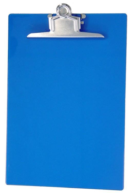 Letter Size Clipboard w/Metal Clip