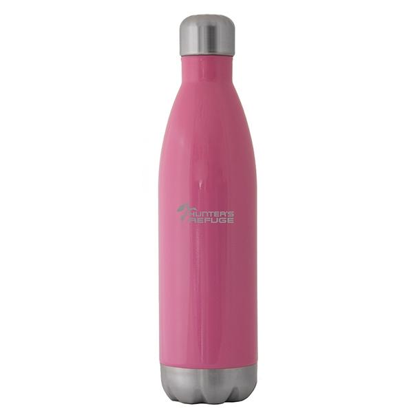 Pink Growler Bottle