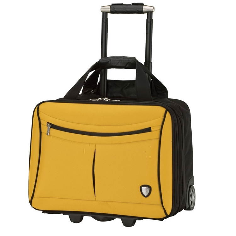 New Lamborghini Murcielago Promotion Shop For Promotional: Yellow And Black Lamborghini Trolley Case