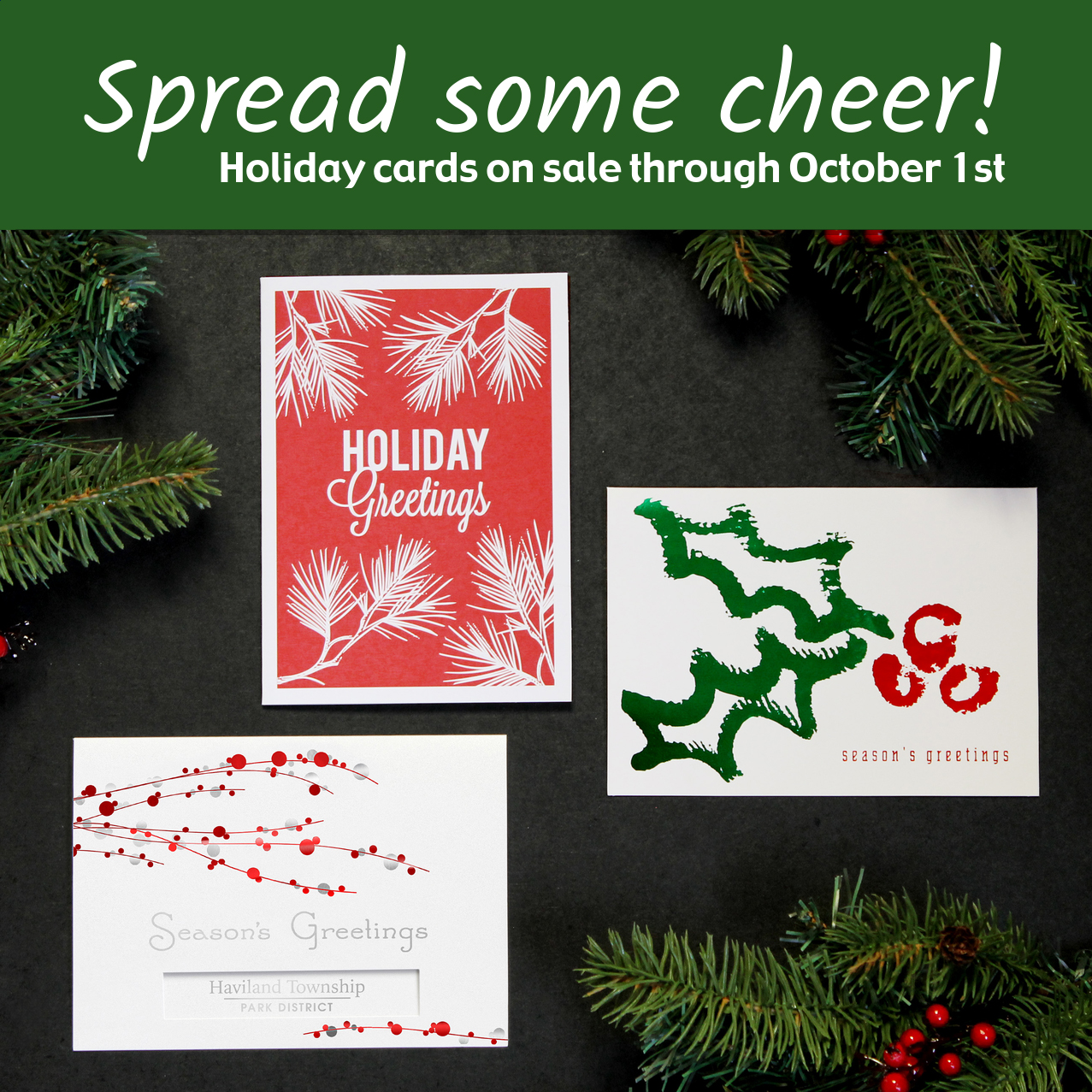 Holiday greeting cards on sale | Warwick Publishing