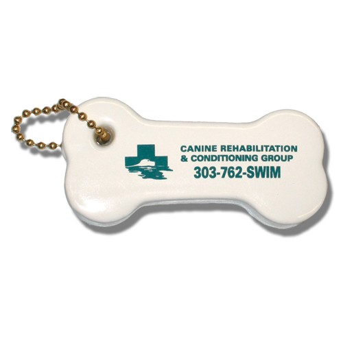Dog Bone Key Float - Dog Bone Keyfloat