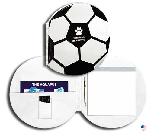 Real Feel Soccer Ball Folder & Pad Holder