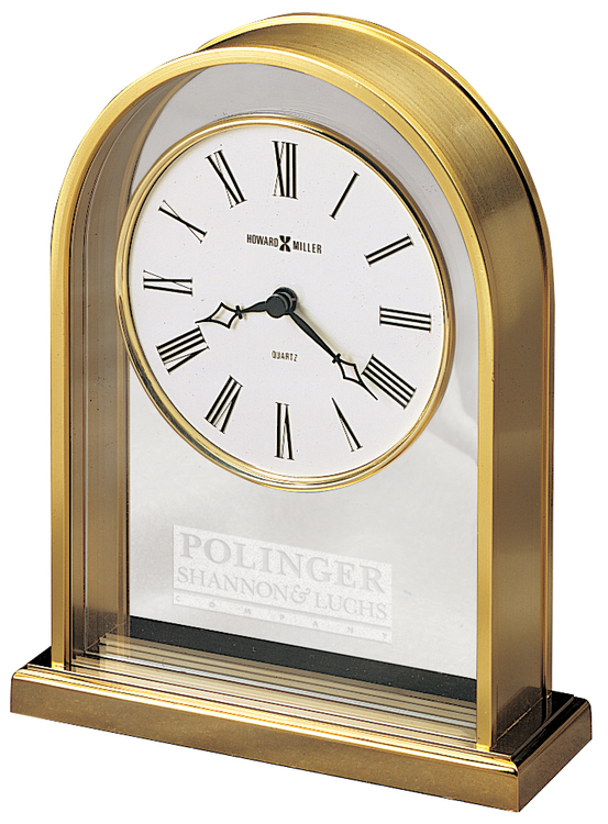 Howard Miller Reminisce quartz tabletop clock