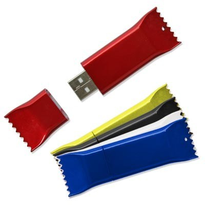 Candy Wrapper USB