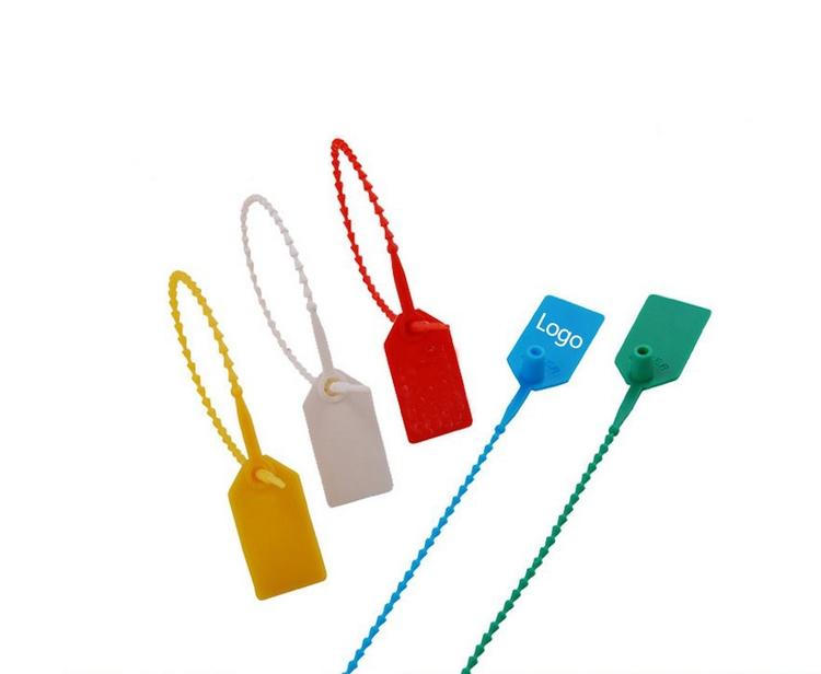 Disposable Plastic Cable Ties Plastic Seals Pull SealS