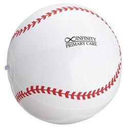 14 Baseball Beach Ball