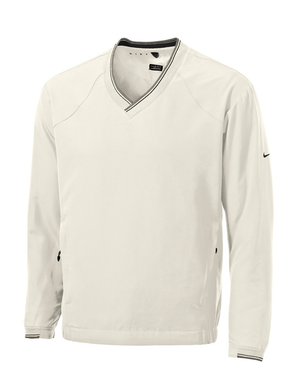 Nike Golf - V-Neck Wind Shirt.