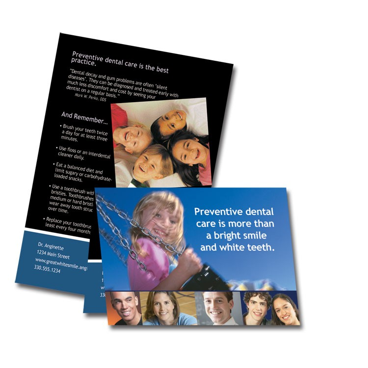 StoryPac™ Direct Mailer
