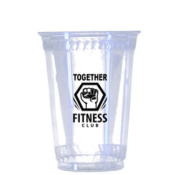 Soft Sided Cups-20 oz. Clear