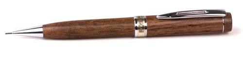 Inforest Flat Top Wood Twist Action Pencil