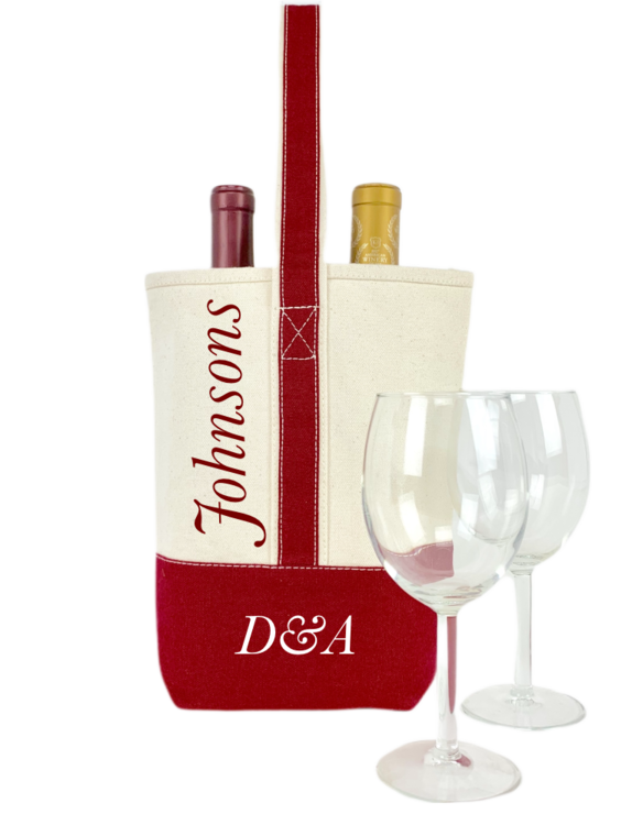 Accent Wine Tote / Bag