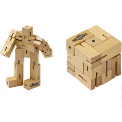 Robo-Cube Robot Toy Puzzle