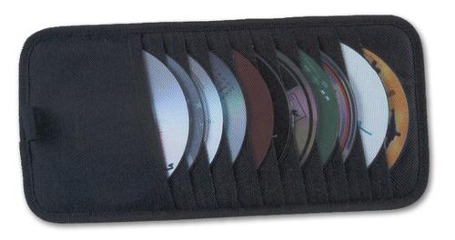 Visor CD Holder