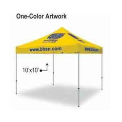 10x10 Commercial Grade Vinyl Tent Outdoor Canopy - 1 Color