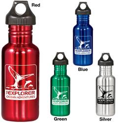 Explorer 20 oz. Stainless Steel Bottle - Drinkware
