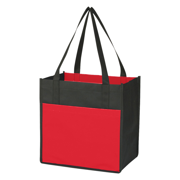 Lami-Combo Shopper Tote Bag