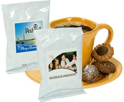 Gourmet Coffee Mug Stuffer - White