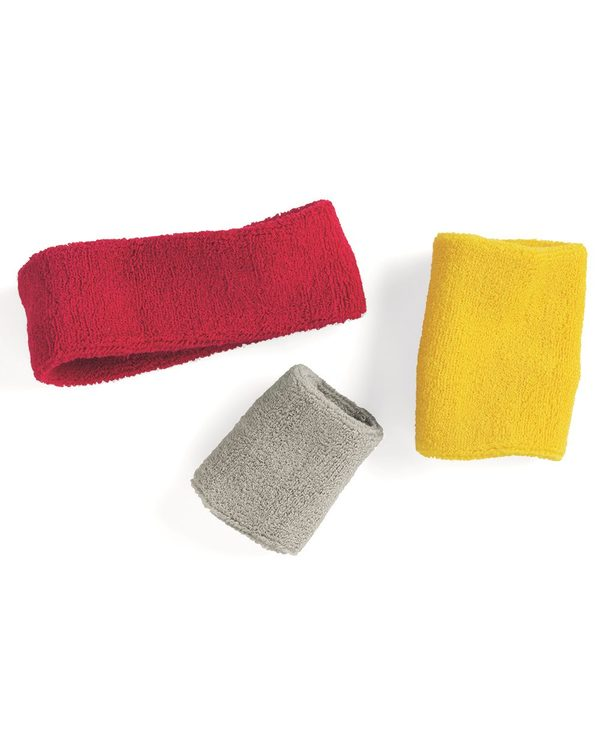 Terry Cloth Wristband (Pair)