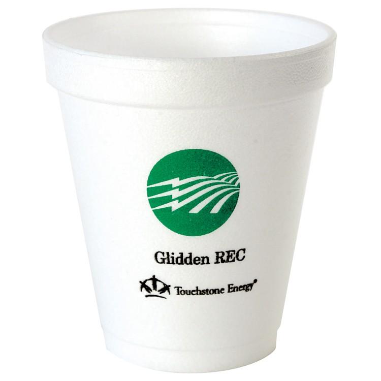 Hot/Cold Foam Cups 8 oz.